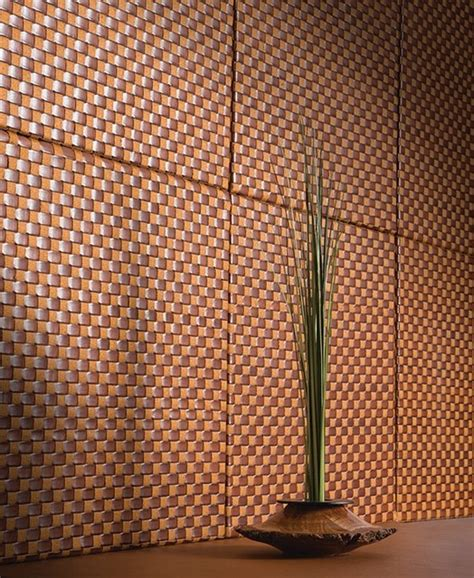 Leather Wall Tiles Garrett Leather Wall Panels Wall Tiles Other Metro By Garrett Leather