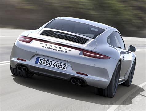 Porsche 991 Gts by Porsche 991 Gts Revealed With 430 Hp