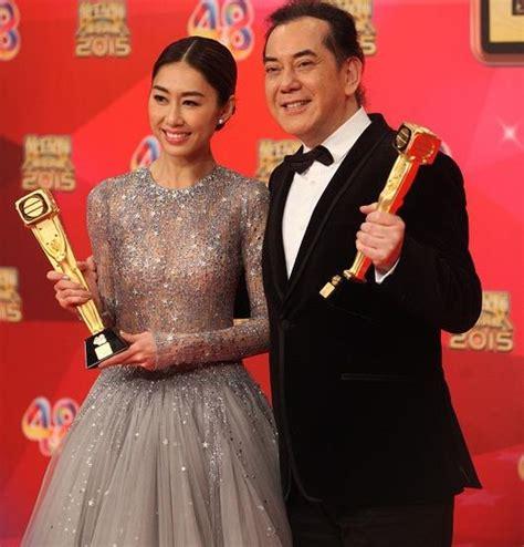 hong kong veteran actress nancy sit nancy wu anthony wong win big at tvb anniv awards