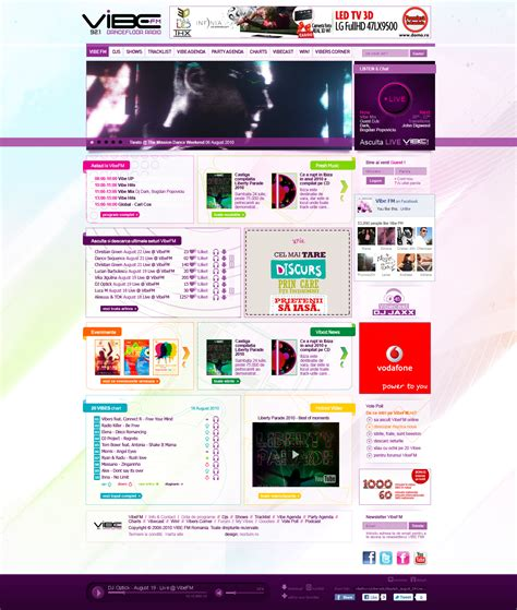 electronic layout online web design utopia branding agency