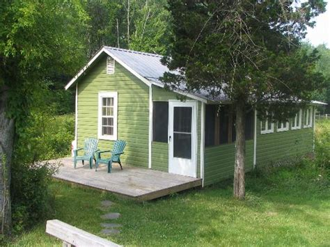our green cottage picture of clove cottages high falls