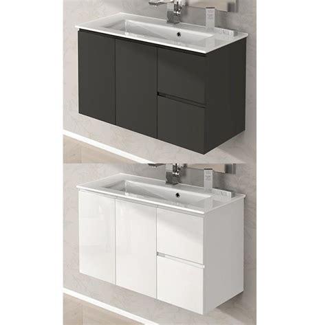 mobili da bagno sospesi prezzi prezzi arredo bagno mobili bagno sospesi accessori