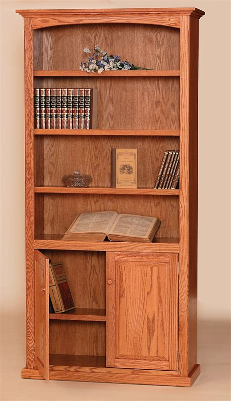 bookshelf with bottom cabinet dutch boy furniture bookcases