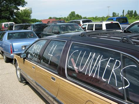 nissan for clunkers white house to edmunds don t knock for clunkers