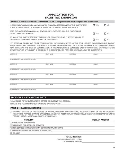 rev 72 application for sales tax exemption free