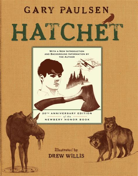 pictures of the book hatchet gary paulsen official publisher page simon schuster