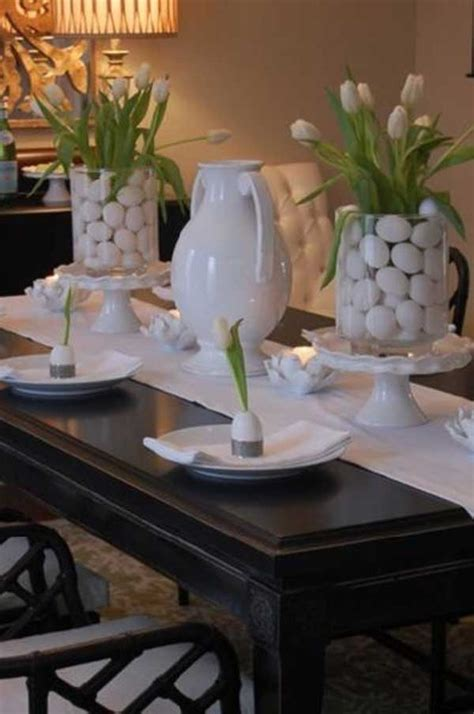 spring table decoration ideas 30 creative easy diy tablescapes ideas for easter
