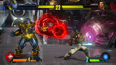 Best Seller Ps4 Marvel Vs Capcom Infinite Deluxe Edition Reg 2 review marvel vs capcom infinite has great gameplay but nothing else to offer gamecrate