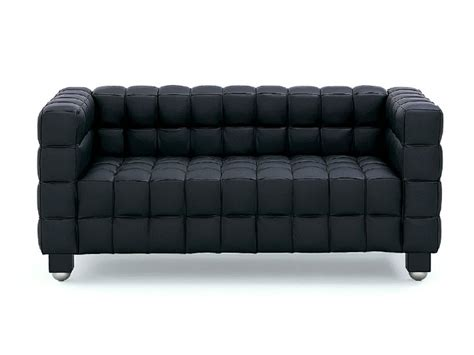 kubus sofa kubus sofa by wittmann design josef hoffmann