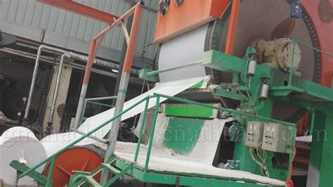 How To Make Paper From Sugarcane Waste - quality assurance 1575mm sugar waste machine for