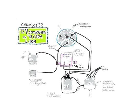 1957 chevy ignition switch wiring britishpanto