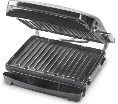 George Foreman Evolve Grill by George Foreman Evolve Precision 24002 Grill Black Fast
