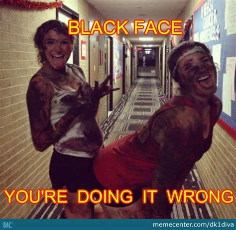 black face  dkdiva meme center