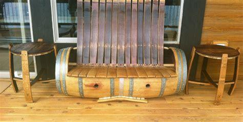 how to build wine barrel patio furniture pdf plans