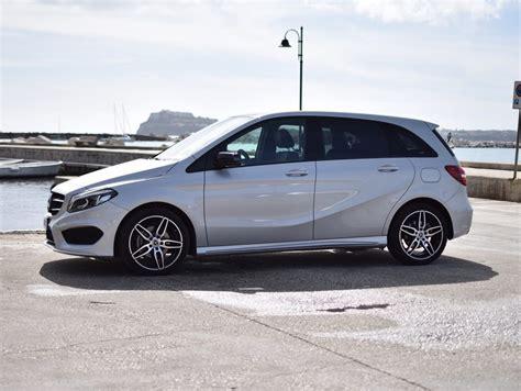 mercedes classe a al volante mercedes classe b premium tech al volante della
