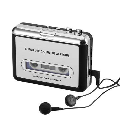wholesale cassette tape to mp3 converter/player from china