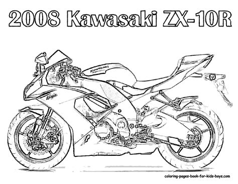 yamaha motorcycle coloring pages free motorcycle coloring page letscoloringpages com
