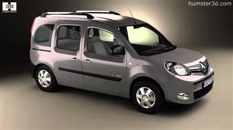 Renault Kangoo 2014 Model