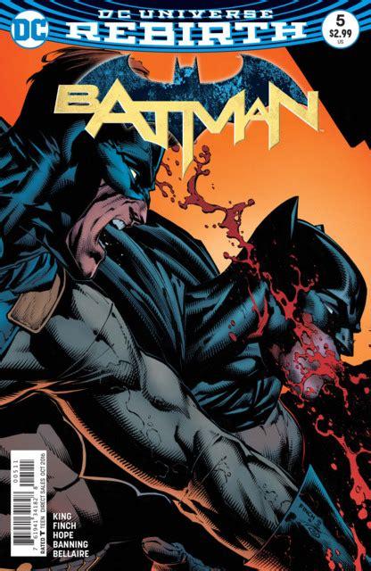 batman vol 3 i am bane rebirth batman 18 i am bane part three issue