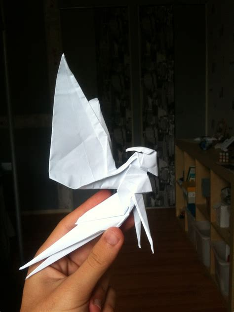 How To Make Paper Fairies - origami by batsuto on deviantart
