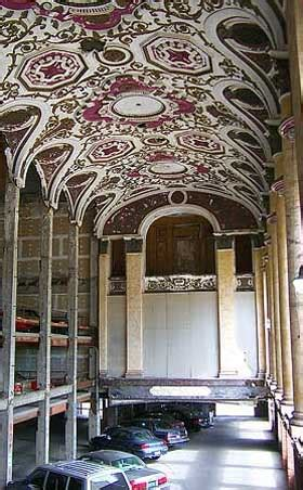 former theater makes the most beautiful parking garage in buildingsrus co uk detroit michigan theatre