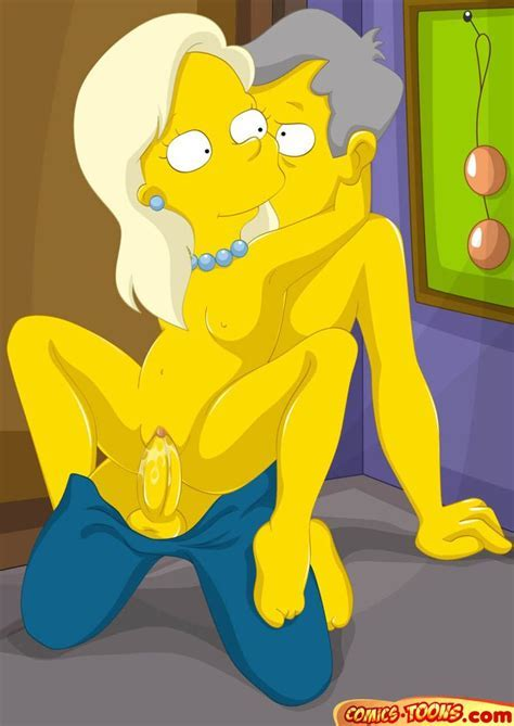 Simpsons Sextoons The Simpsons Hentai Stories Toons Fantasy Huge Archive Of Hardcore Porn