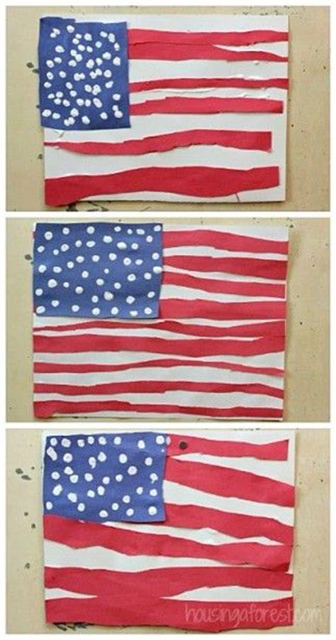 american flag crafts for 17 best images about usa america topic play