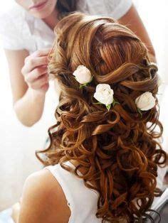 Brautfrisuren Mittellanges Haar Halb Offen by Brautfrisuren Halboffen Mittellang