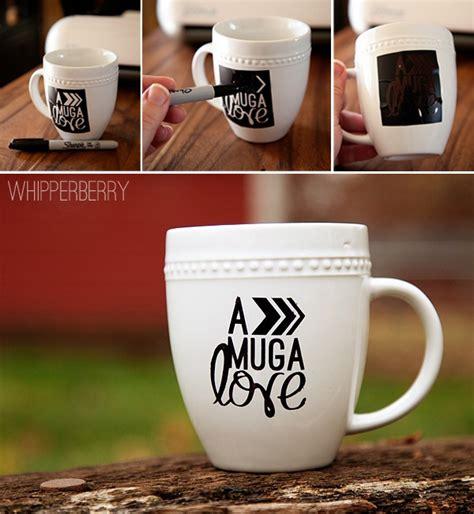 design a mug with sharpie sharpie marker gift mugs infarrantly creative