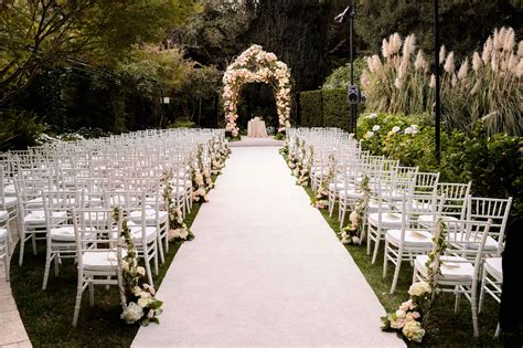 Wedding Ceremony Ideas Flower Covered Wedding Arch Flower Garden Wedding