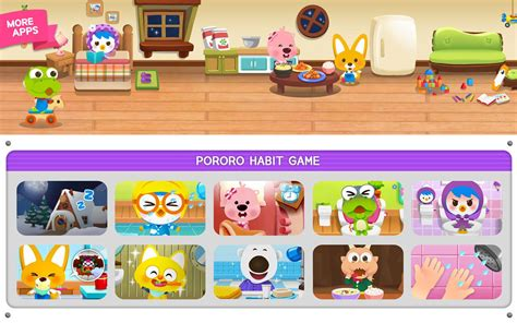 pororo apk pororo habit android apps on play