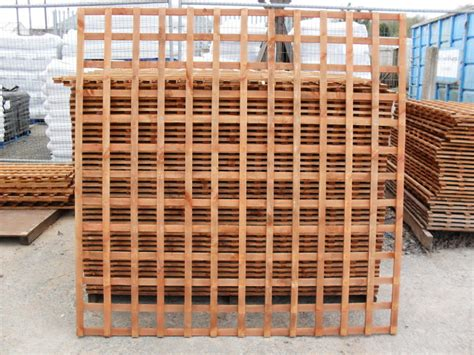 5 Ft Fence Panels With Trellis Hd Trellis Panels Treated Timber 6ftx5ft 1 83x1 50