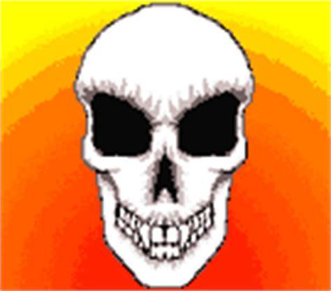 imagenes de una calavera animada fiche de joemicrob