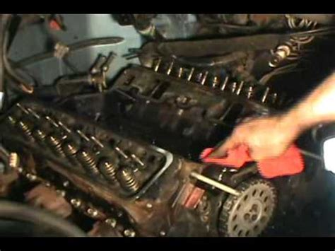 part 4, vortec 5.7 350 head gasket, water pump & timing