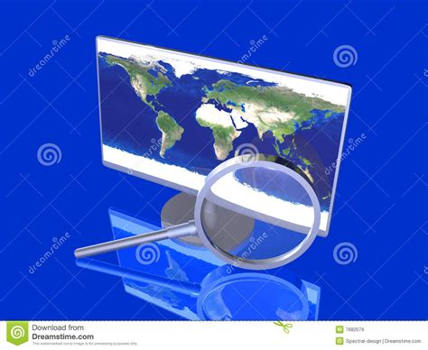 Global Search Global Search Royalty Free Stock Image Image 7682076
