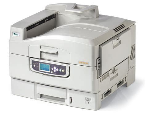 Printer Digital Oki Pro 910 Digital Printer For Run Packaging From Deco Tech