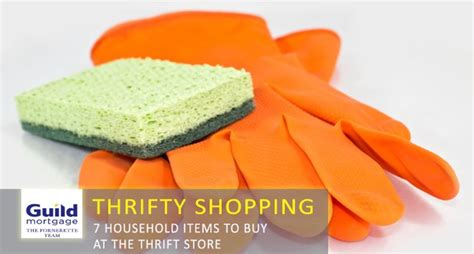 essential household items 7 essential household items to buy at the thrift store