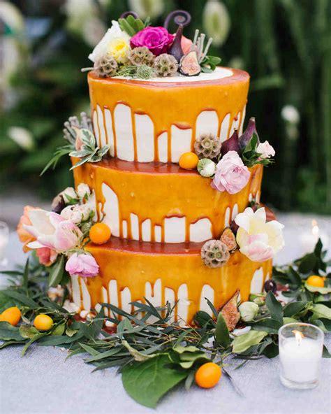Colorful Wedding Cakes by 66 Colorful Wedding Cakes Martha Stewart Weddings
