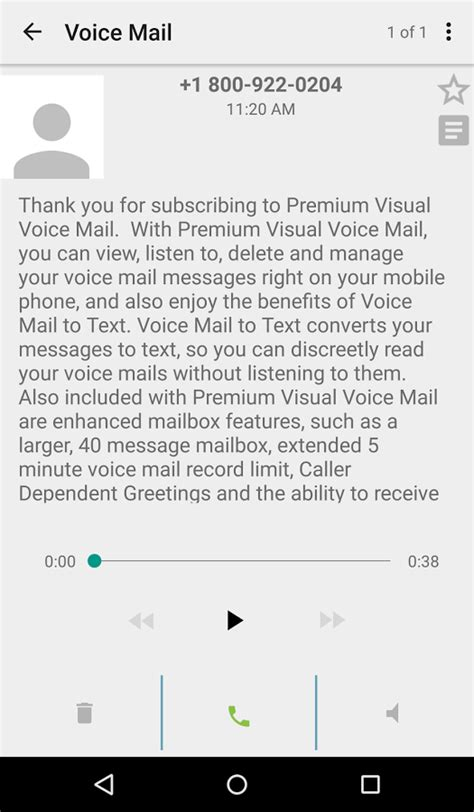 visual voicemail not working android motorola uploads bland looking visual voice mail app to play