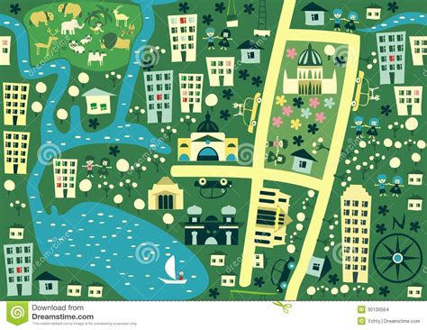cute map pattern seamless cartoon map of australia stock images image