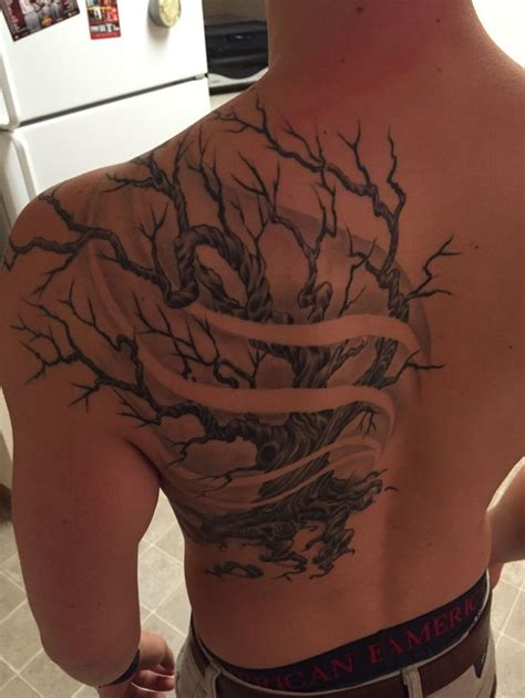 tree tattoo for men 25 best ideas about tree on forest