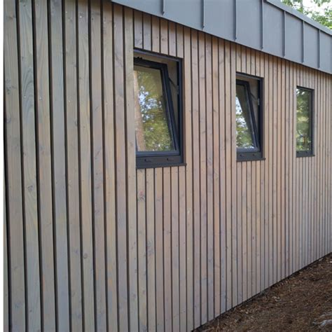Bardage Vertical Bois by Bardage Voie Vertical Section 20 X 70 Mm Choix 1