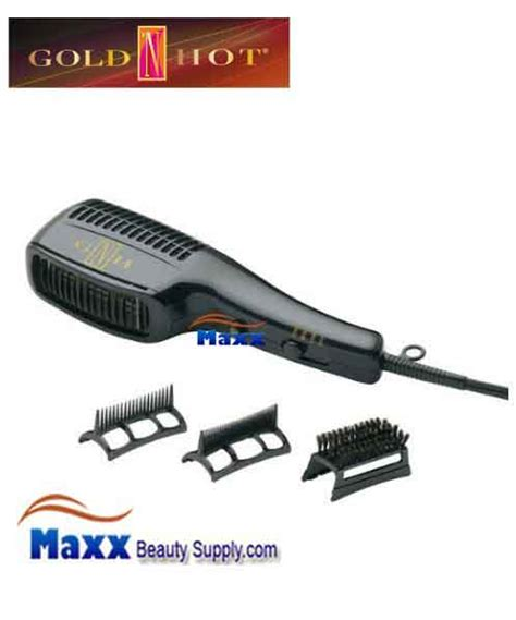 Andis Hair Dryer Comb Attachments gold n gh2275 1875w styler hair dryer with comb