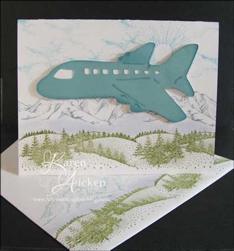 Airplane Gift Card - chinook s airplane gift card holder by chinook at splitcoaststers
