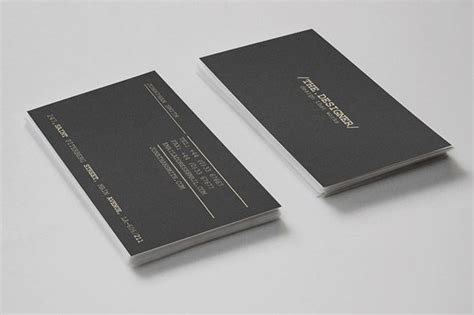 hex hex card template 15 free minimalist business card templates for designer
