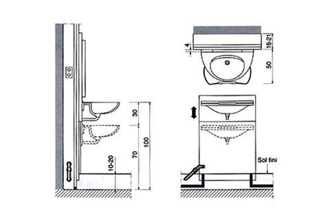 norme hauteur bureau stunning hauteur meuble salle de bain images design