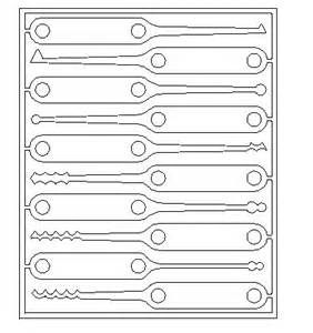 printable lock templates lock picking 101 forum how to locks locksport