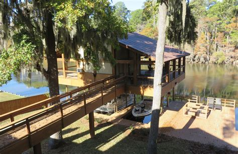 Caddo Lake Cabins by Caddo Lake Lodging The Caddo Quot White Quot House