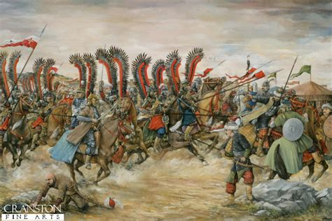 the 1683 battle of vienna islam at viennas gates polish winged lancers battle of vienna september 12th