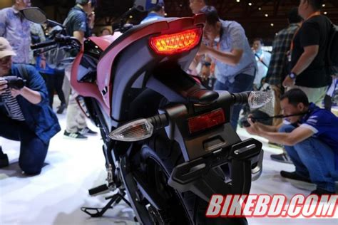 Lu Led Motor Vixion yamaha launched new vixion my 2017 in indonesia bikebd
